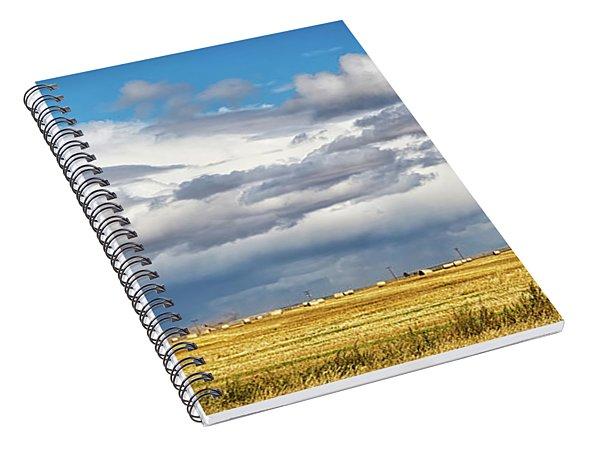 Big Sky Montana Spiral Notebook