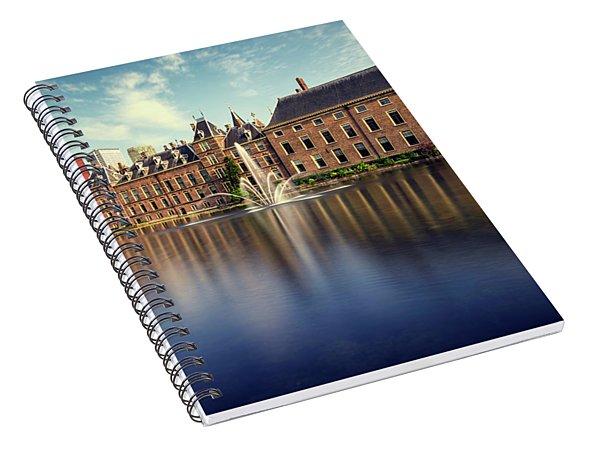 Binnenhof, The Hague Spiral Notebook