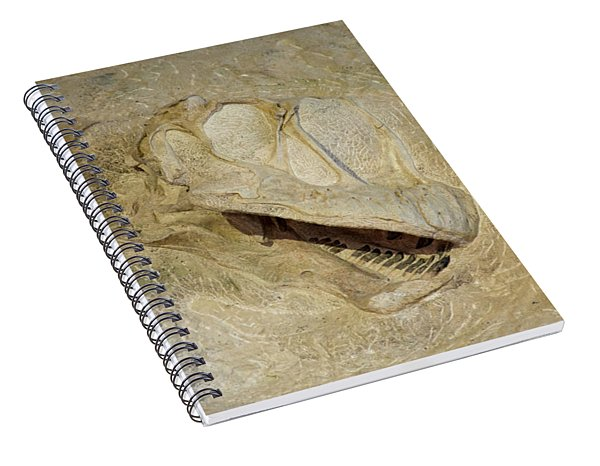 Buried Alive Spiral Notebook