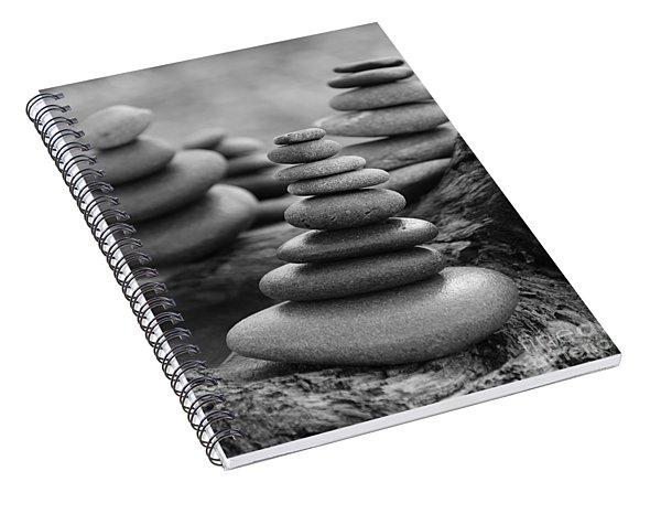 Cairn Gathering Spiral Notebook