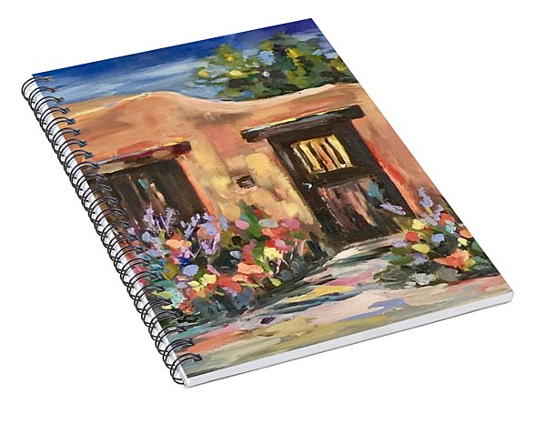 Canyon Road Casa Spiral Notebook