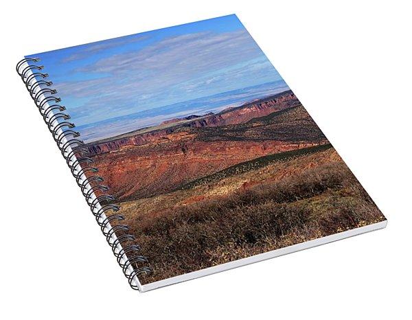 Canyons Of Utah Spiral Notebook