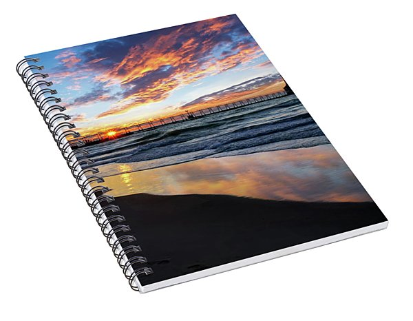 Chasing The Dream Spiral Notebook