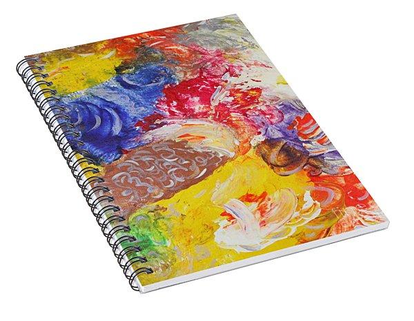 Child Laughter Spiral Notebook