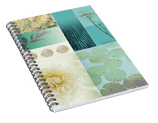 Cipher II Spiral Notebook