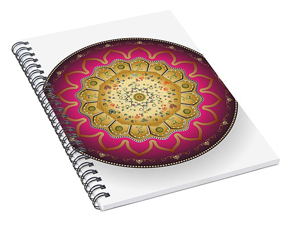 Circumplexical No 3472 Spiral Notebook