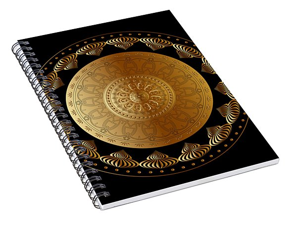 Circumplexical No 3493 Spiral Notebook