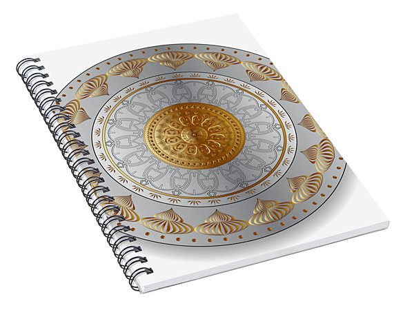 Circumplexical No 3497 Spiral Notebook