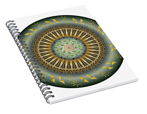 Circumplexical No 3675 Spiral Notebook