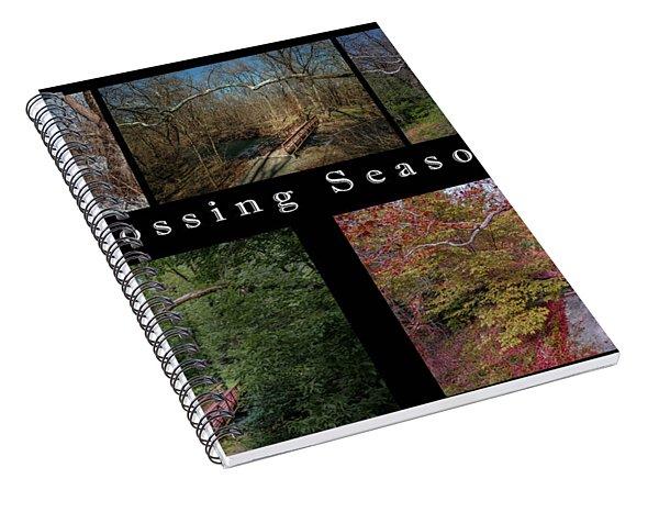 Crossing Season Spiral Notebook