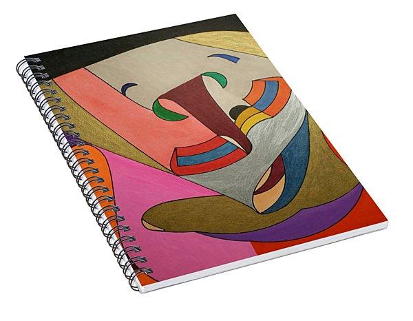 Dream 337 Spiral Notebook