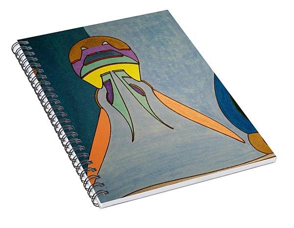 Dream 338 Spiral Notebook