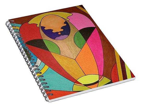 Dream 342 Spiral Notebook