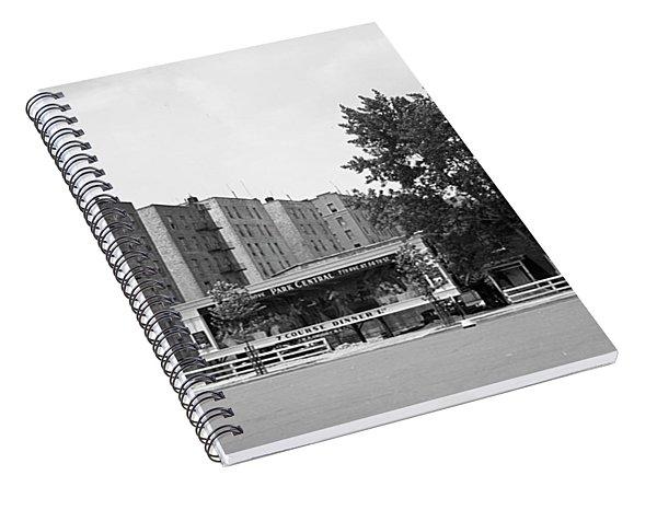 Dyckman Street And Riverside Drive, 1932 Spiral Notebook
