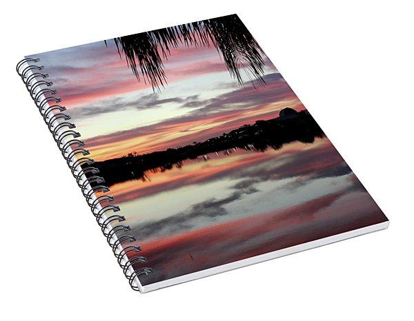 Feeling Fortunate Spiral Notebook