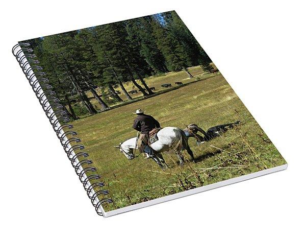 Field Doctoring Spiral Notebook