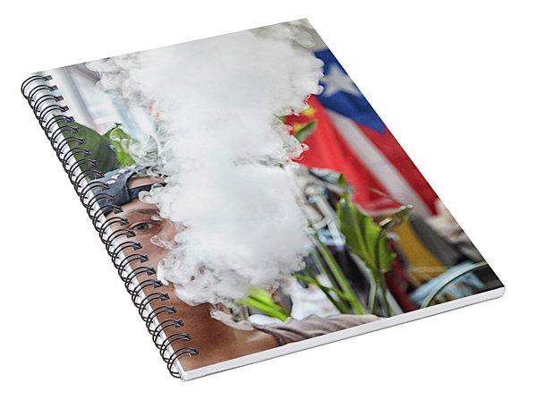 Garth Is Art Spiral Notebook