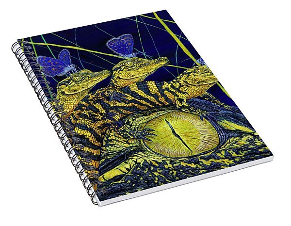 Gator Nursery  Spiral Notebook