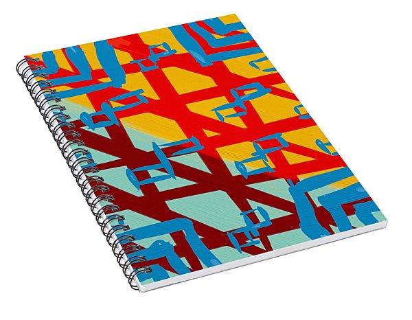 Gilipollez Number One Spiral Notebook