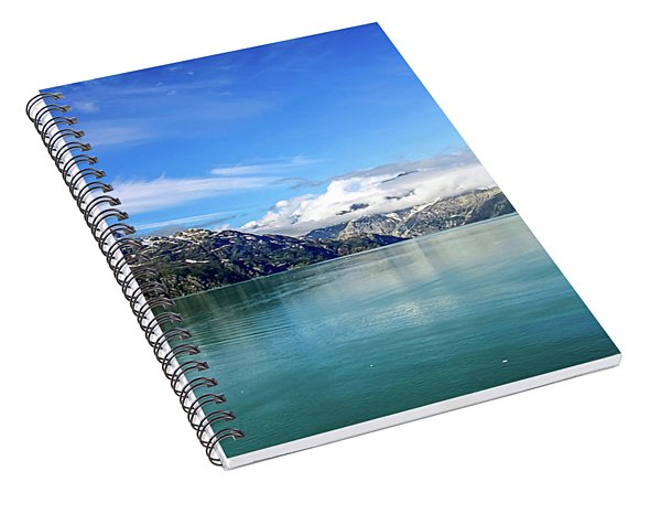 Glacier Bay 1 Spiral Notebook
