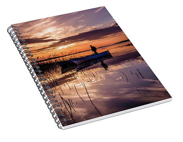 Golyazi Lake Spiral Notebook