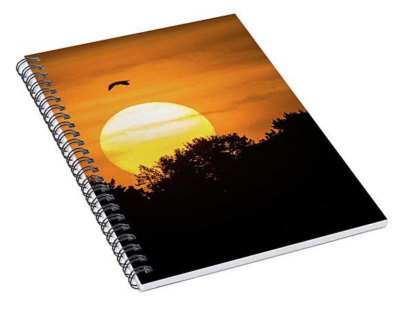 Good Friday Sunrise Spiral Notebook
