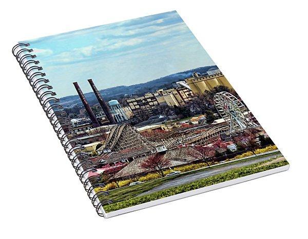 Hershey Pa 2006 Spiral Notebook