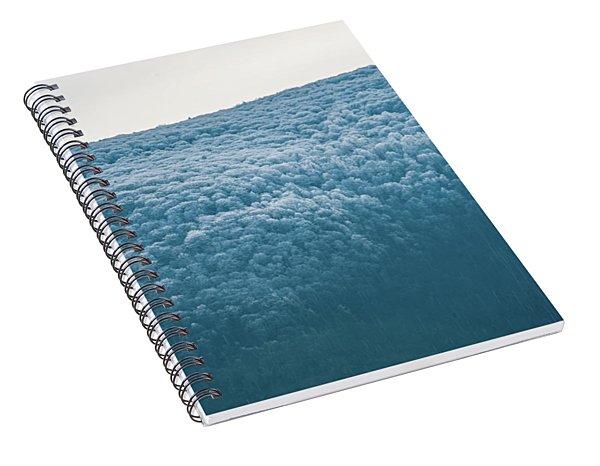 Hoarfrost Blue Mountain Spiral Notebook