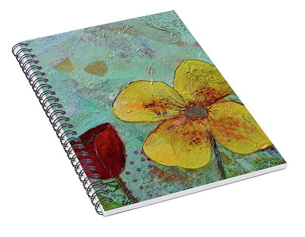 Holland Tulip Festival Iv Spiral Notebook