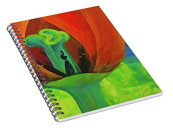 Inner Beauty - The Ritual Spiral Notebook