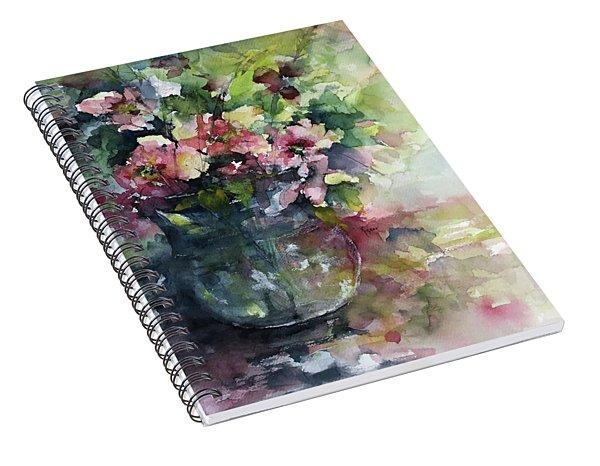 Innocent Elegance Spiral Notebook