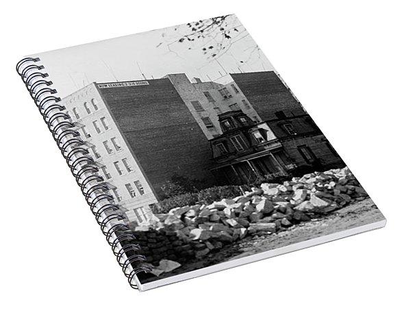 Inwood 1927  Spiral Notebook
