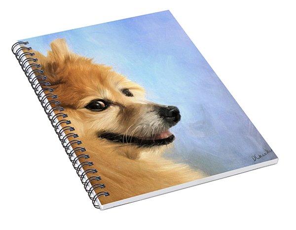 Jayjay Spiral Notebook