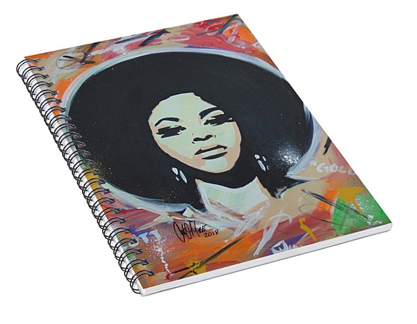 Jill So Beautiful Spiral Notebook