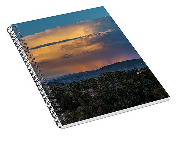Joshua Tree Thunderhead Spiral Notebook