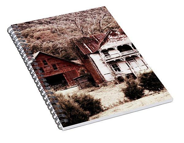 Judge Ellis Home Spiral Notebook