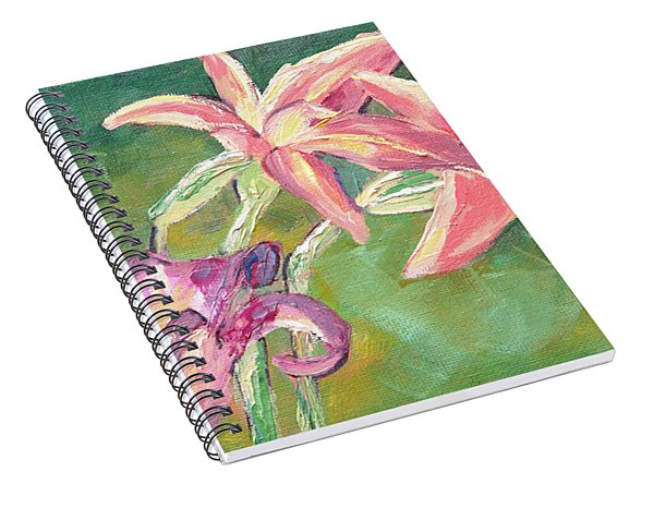 July Fireworks Spiral Notebook