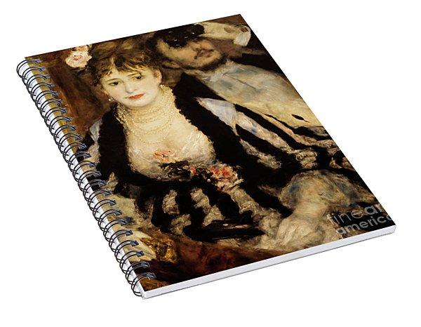 La Loge Spiral Notebook