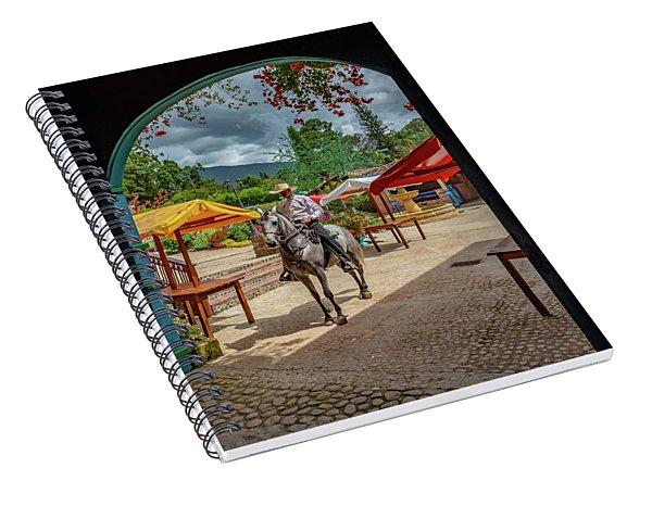 La Mayoria Spiral Notebook