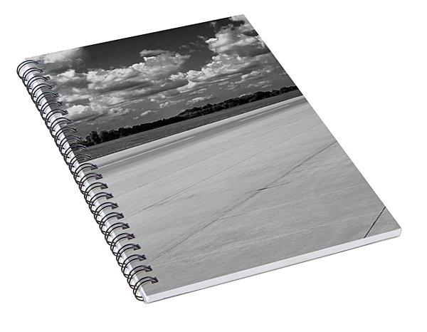 Landing Track Spiral Notebook