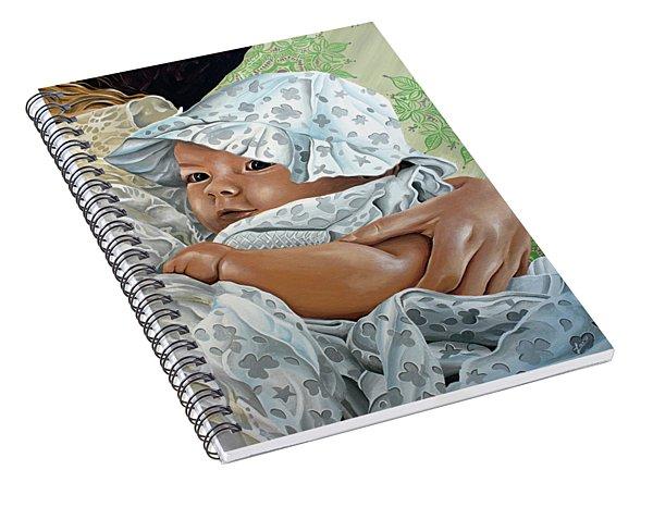 Layla Spiral Notebook