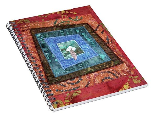 Little Feather Spiral Notebook
