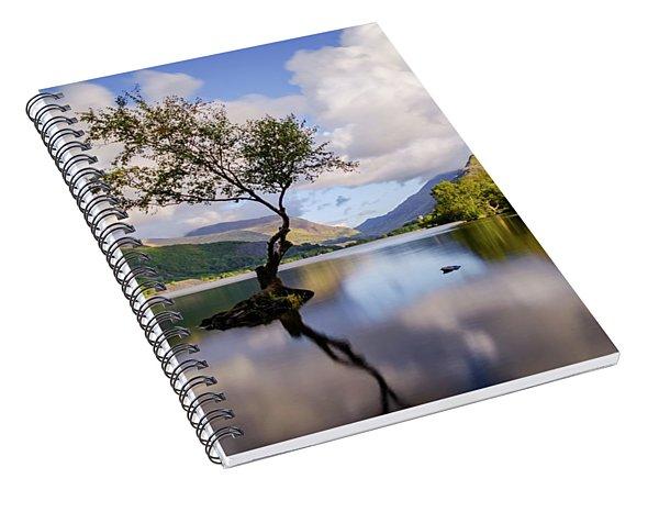 Llyn Padarn, Snowdonia Spiral Notebook