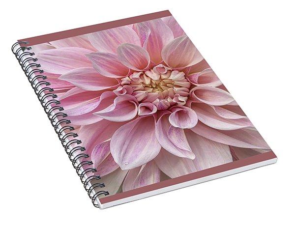 Lovely Dahlia Spiral Notebook
