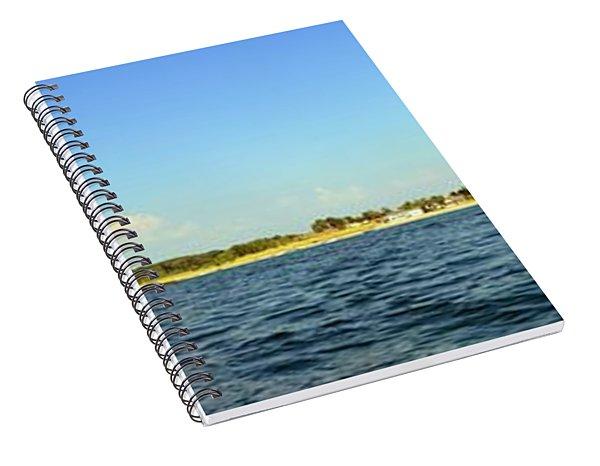Macatawa And Big Red Spiral Notebook