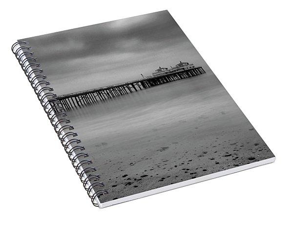 Malibu Pier Spiral Notebook