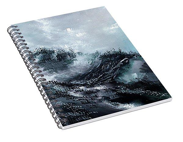 Manali 6 Himalaya Spiral Notebook