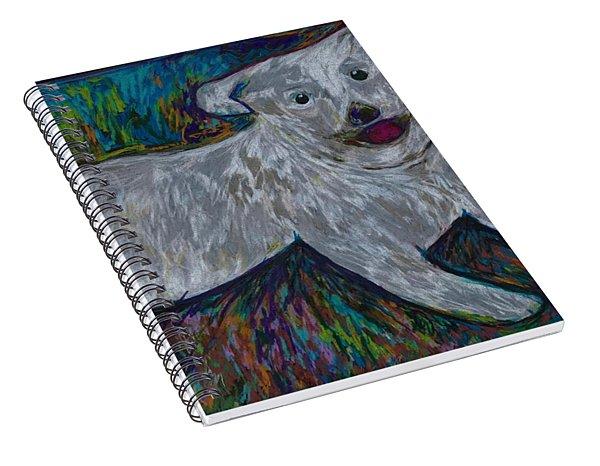 Mello Spiral Notebook