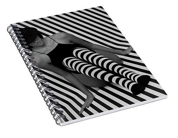 Model 1 Spiral Notebook