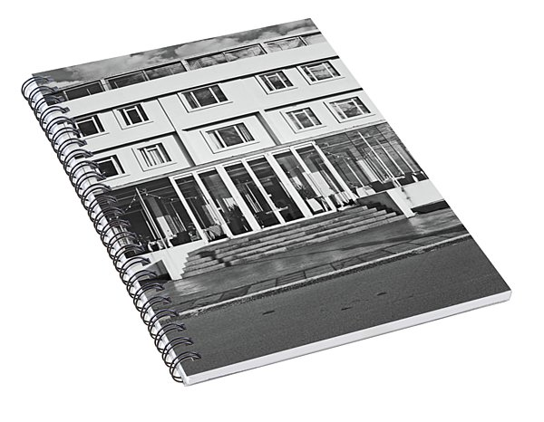 Morecambe. The Midland Hotel Spiral Notebook